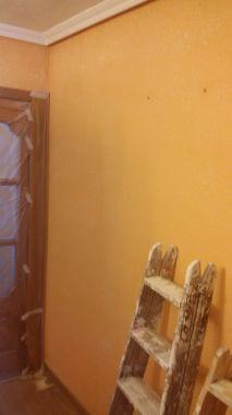 Lijado de Cabeza de Gotele con lijadora en paredes (1)