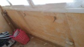 Lijado de Cabeza de Gotele con lijadora en paredes (9)