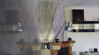 Estuco Veneciano gris y negro con cera alex - decoracion (4)