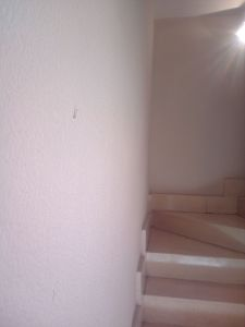 Tiro de Escalera a 1ª planta gotele plastificado (1)