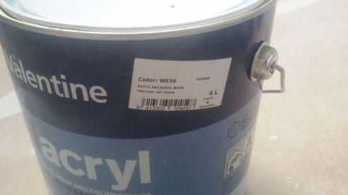 Esmalte Valacryl Color Azul Grisacio S-1005-B (1)