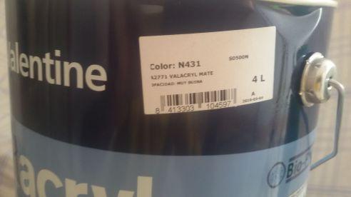 Esmalte Valacryl Color Blanco Roto Cocina S-0500-N (1)
