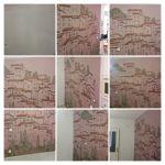 Papel Pintado Casas en Somosaguas - COLLAGE
