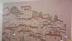 Papel pintado Casas (1)
