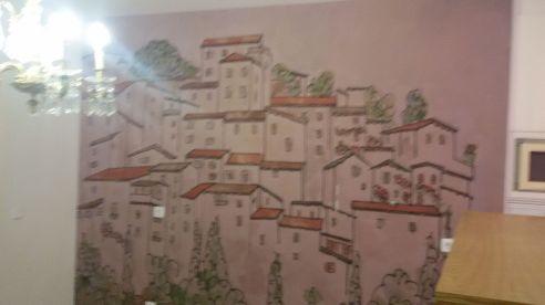 Papel pintado Casas (2)