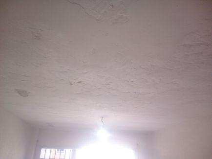Raspado de Gotele al temple en techos y paredes (1)