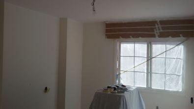 3 Tendida de Aguaplast fino en techos y paredes (2)