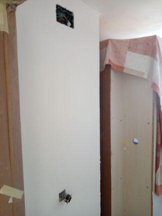 Aplicado 2ª Mano de Aguaplast Macyplast en techos y paredes (21)