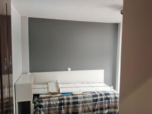 Habitacion 2 Plastico color gris claro y esmalte gris oscuro (1)