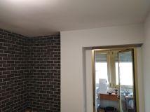 Habitacion Papel pintado labrillo y plastico sideral color gris (1)