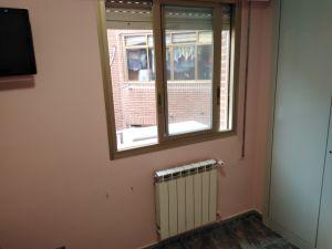 Habitacion Papel pintado labrillo y plastico sideral color rosa (6)