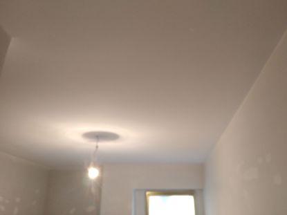 Replastecido - Lijado - Aplica 2 mano de plastico sideral s-500 blanco en techos (4)