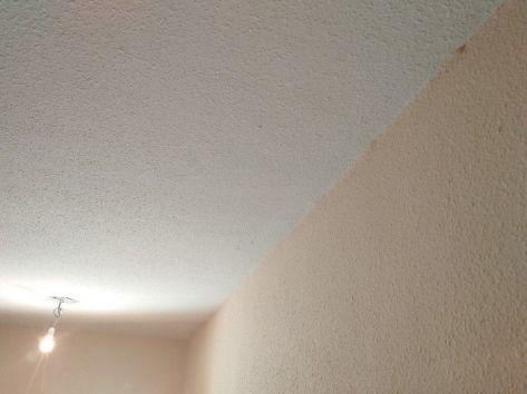Estado Gotele plastificado en techos y paredes - Usera (1)