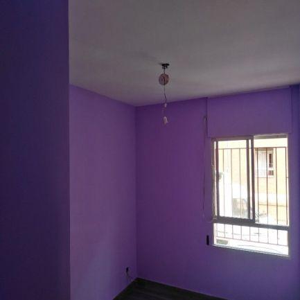 Plastico liso sideral s-500 color malva habitacion (1)