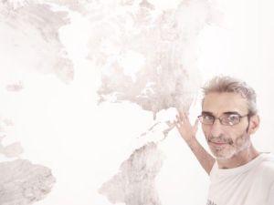 Colocacion de papel pintado mapa mundial (9)