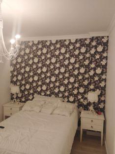 Dormitorio Despues Colocacion Papel Pintado (5)