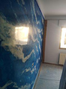 Estuco Marmol En Viso Vilalbilla Azul 3