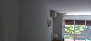 Lacado de puertas blanco y plastico liso gris con veloglas (25)
