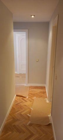 Lacado de puertas blanco y plastico liso gris con veloglas (6)
