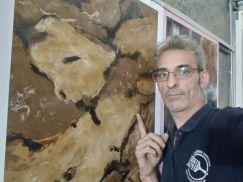 Estuco Marmol Piedra Marron (1)