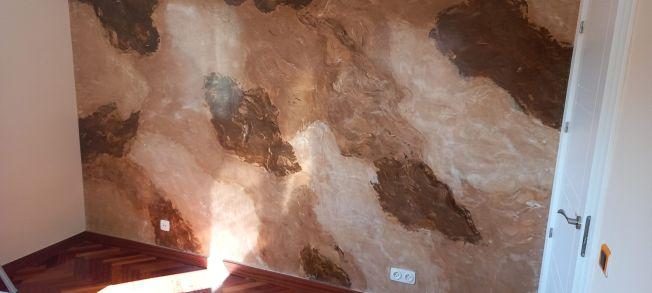 Estuco Creativo Marmol Piedra - La Latina (2)