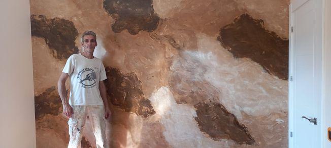 Estuco Creativo Marmol Piedra - La Latina (4)
