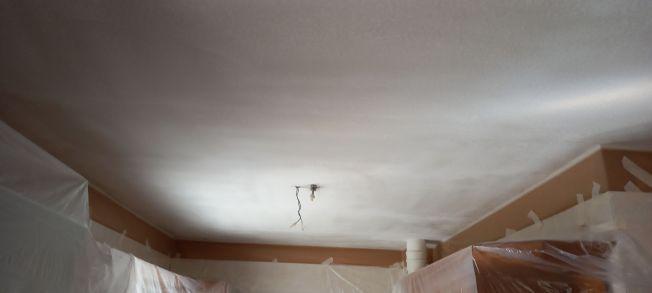 Lijado de techo cocina con lijadora (1)