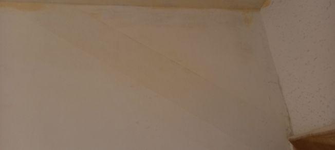 Tiras de veloglas en fisuras y en grapas (6)