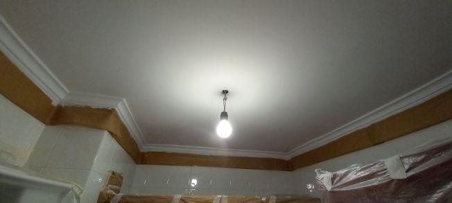 1 mano de plastico y replastecidos en techos y paredes (14)