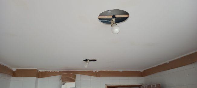 1 mano de plastico y replastecidos en techos y paredes (3)