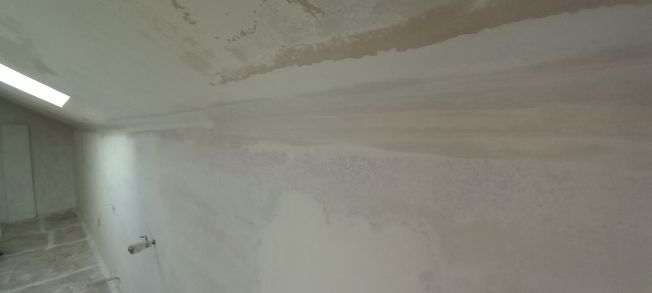Raspado de gotele y tiras de veloglas (17)