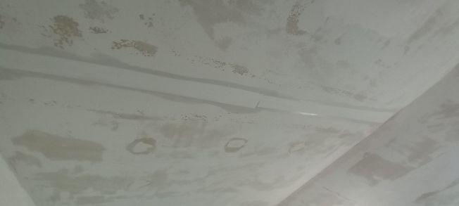 Raspado de gotele y tiras de veloglas (30)