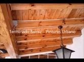 Porche Madera Barniz 23