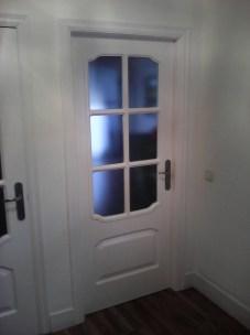 Lacado de Puertas en Blanco Satinado (4)