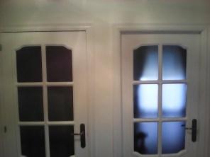 Lacado de Puertas en Blanco Satinado (5)