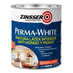 292861 1 Zinsser PermaWhite Interior SemiBrillante 946