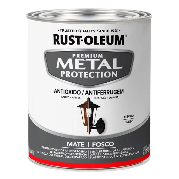 358256 1 MetalProtection Negro Mate
