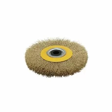 cepillo circular 150 mm x 22 mm rizado fc150