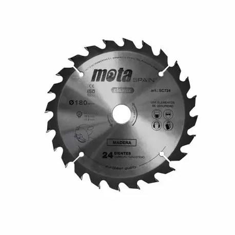 sierra circ widia 115mm 40 dientes clp18 sc140 p