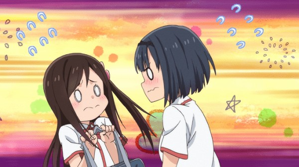 【画像】好きな日常系アニメの百合カップリングwwwww