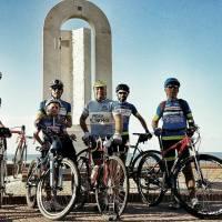In bici a Baratti, tra il mare e il parco: di nuovo ciclopista tirrenica