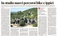2017.04.11 Percorsi in bici a Montioni