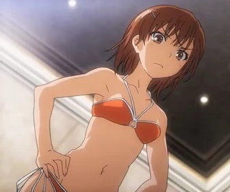 【画像】御坂美琴ちゃん(14)のおぱっいwwwww