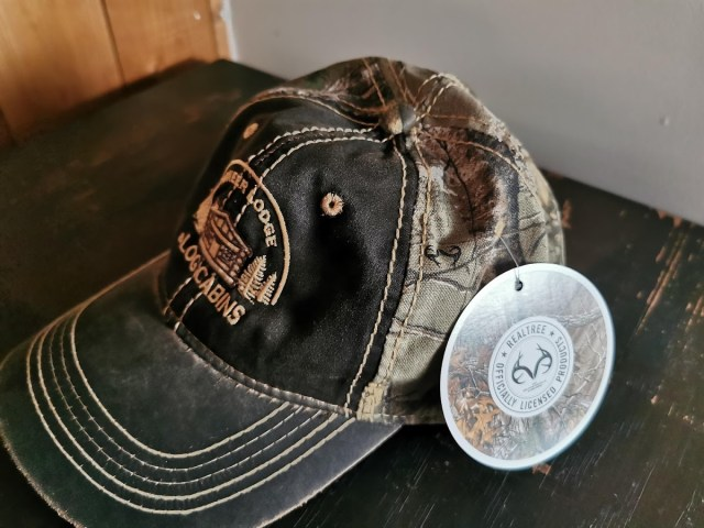 Baseball Hat $25+tax