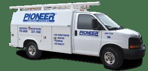 pioneer comfort systems van
