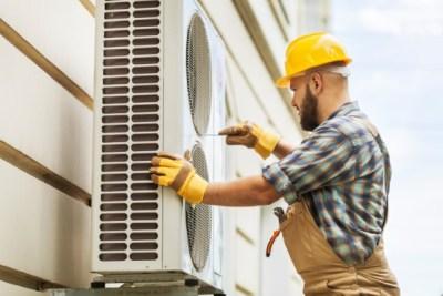 New AC Install Shreveport