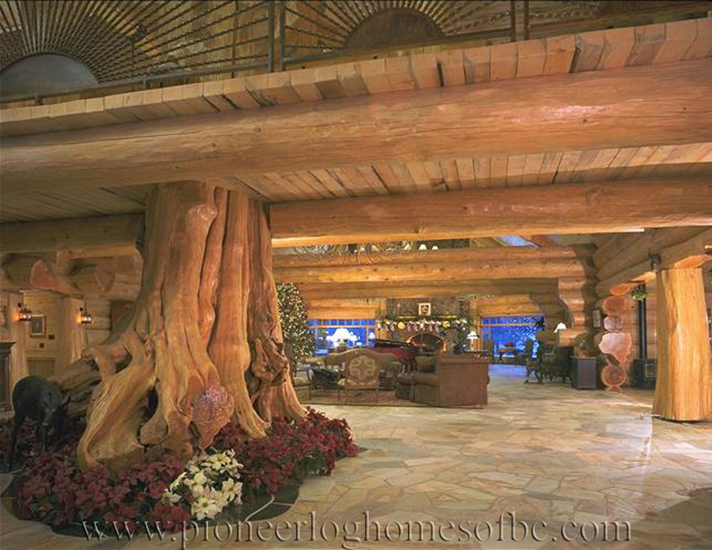 Legacy Lodge - Pioneer Log Homes