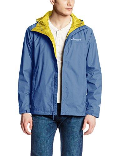486682300 Men S Watertight Hooded Rain Jacket Columbia Sportswear - Interior ...