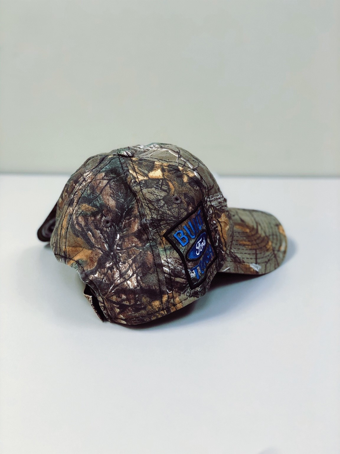 Ford Built Tough Cap Back Side - Officially Licensed for sale by Pioneer Promo