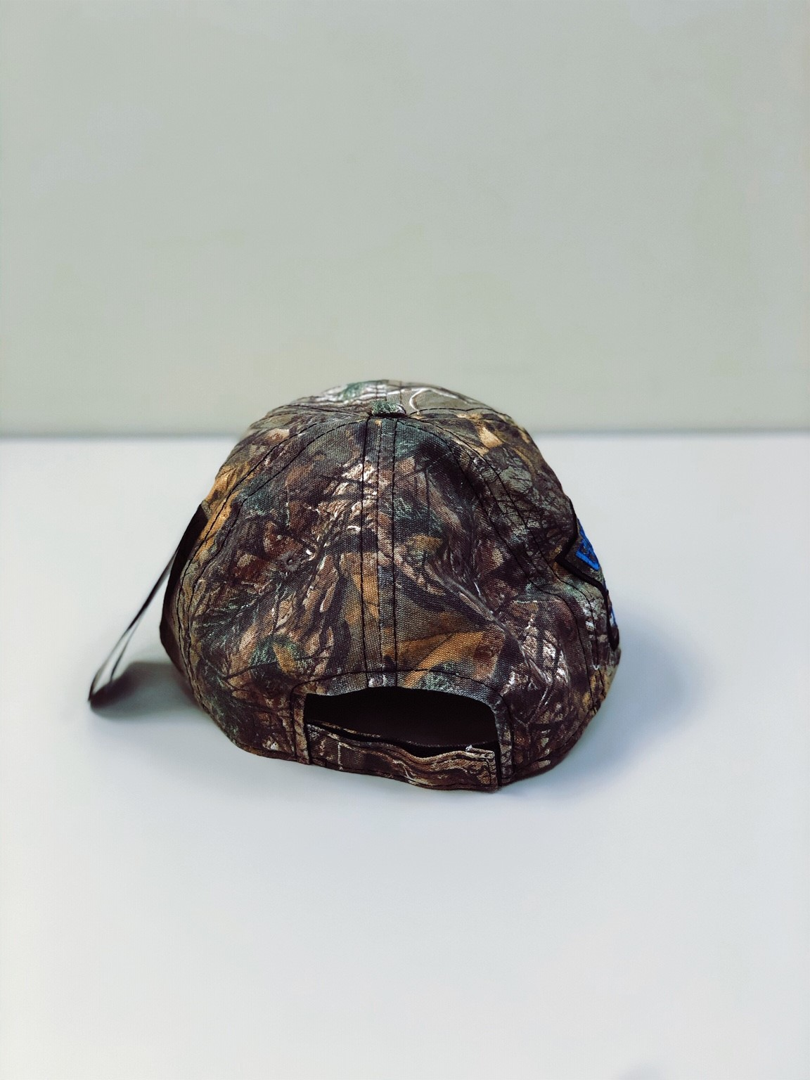 Ford Built Tough Cap Back View - Officially Licensed for sale by Pioneer Promo